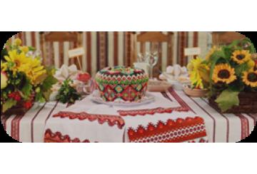 Разные стили  накрытия стола